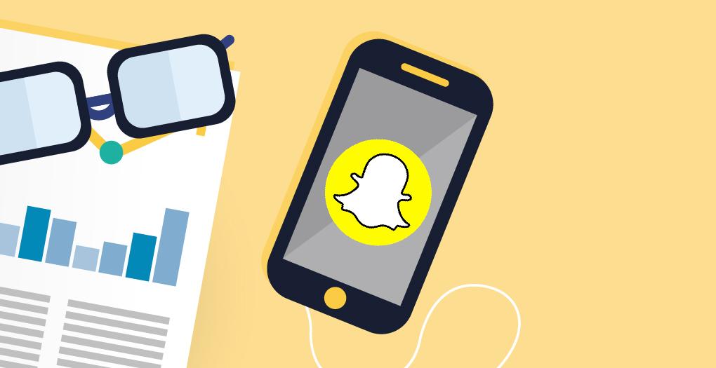 snapchat social marketing tips