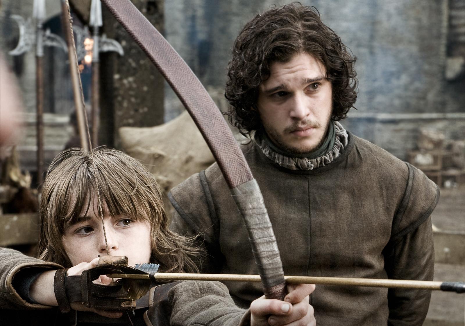 Social Media Game of Thrones