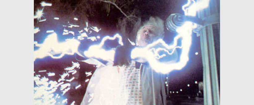 Content marketing ideas and tips. Create a connection with content marketing - Back to the Future