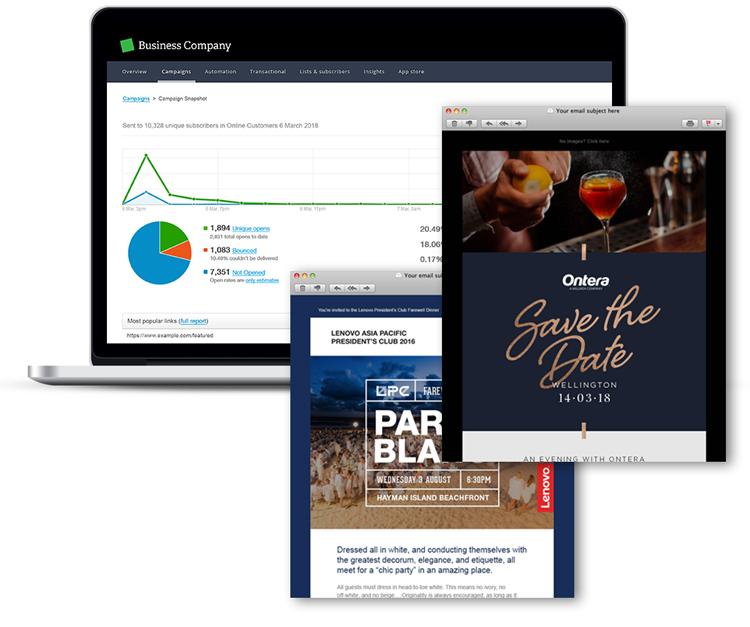 Email marketing benefits - the power of customer data
