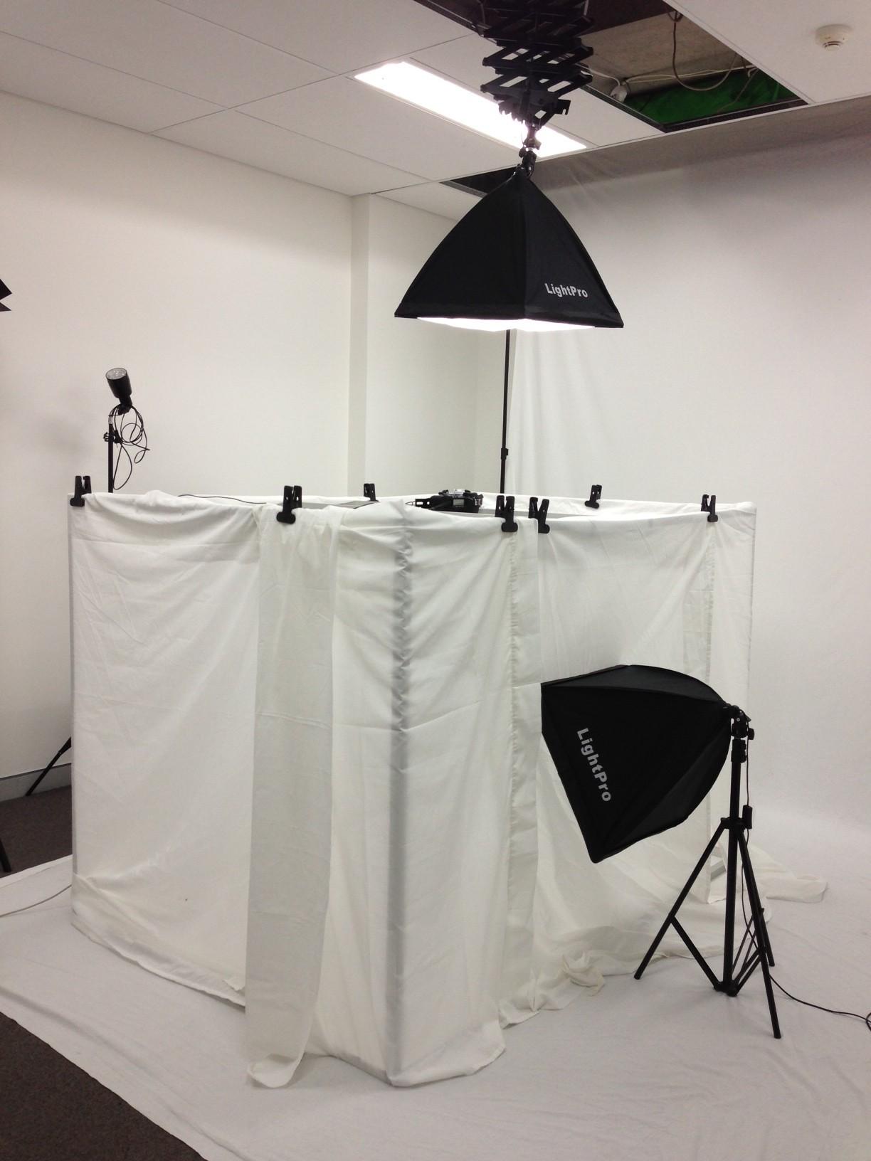 Product photography set