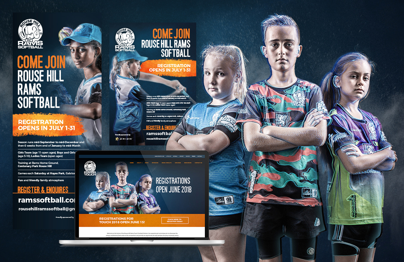 Hot off the press May - Rouse Hill Rams website